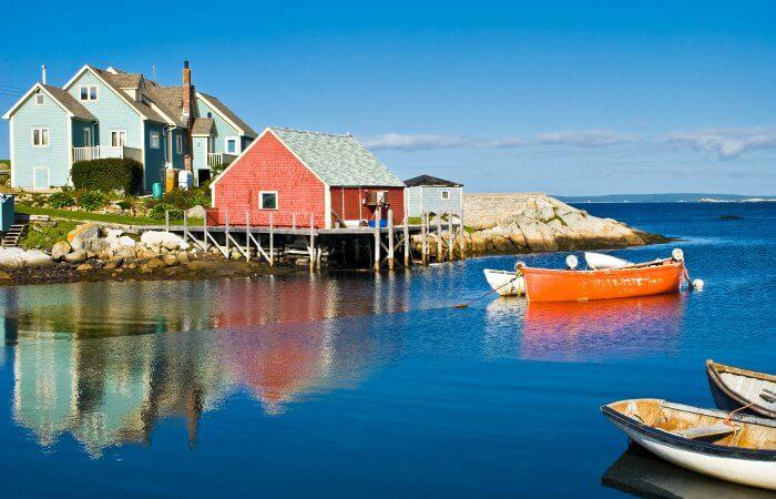 Canada itineraries - Nova Scotia