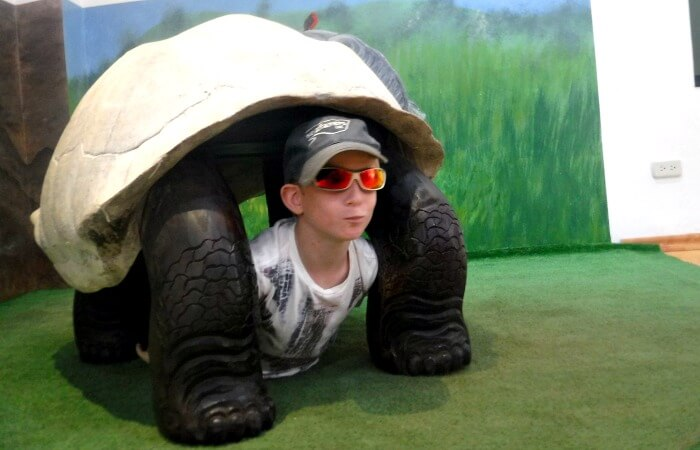 Galapagos with kids - Charles Darwin Research Centre