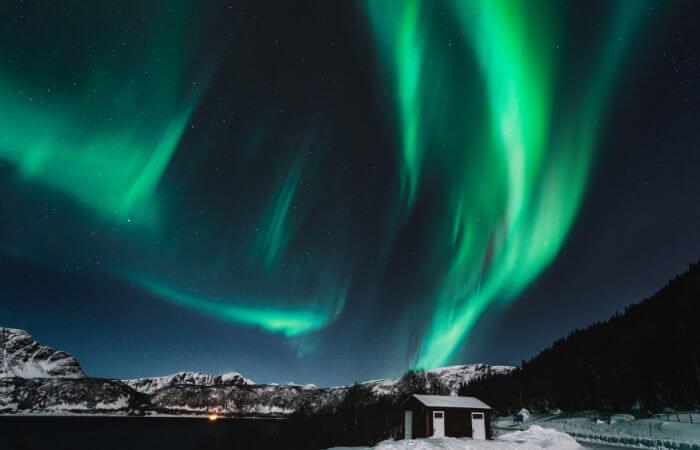See the Auroa Borealis on Norway family holidays