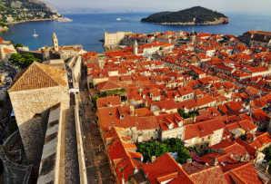 Croatia itineraries - Dubroknik