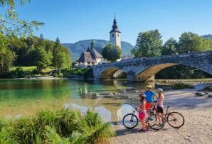 Cycling in Slovenia - Croatia itineraries