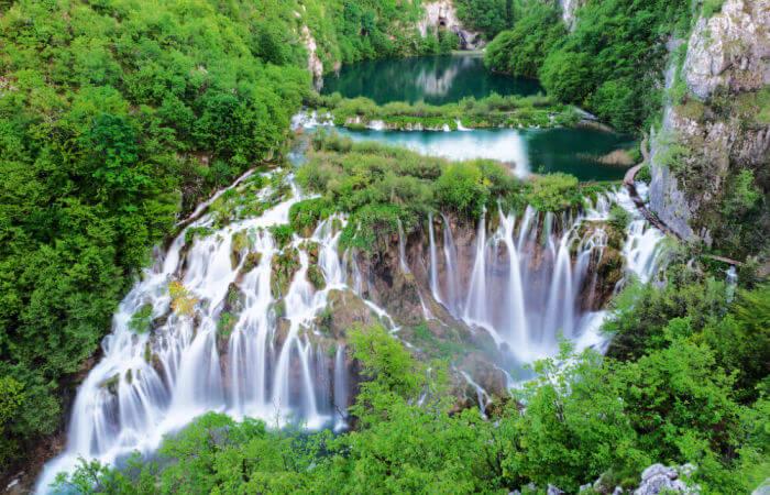 Plitvice Lakes - Croatia family holidays